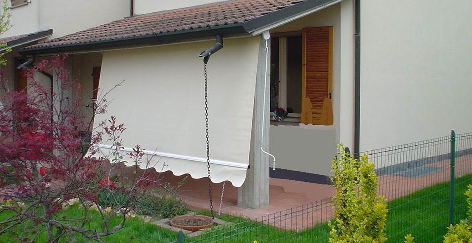 Tende Per Esterni A Rullo : Abertozzi porte finestre tapparelle e architetture che arredano
